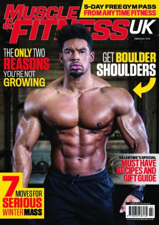 Muscle & Fitness UK – February 2019