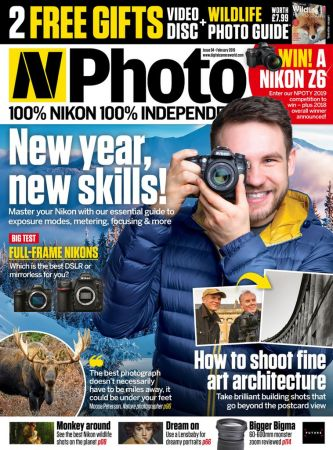 N-Photo UK – February 2019