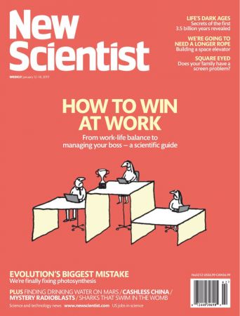 New Scientist – January 12, 2019