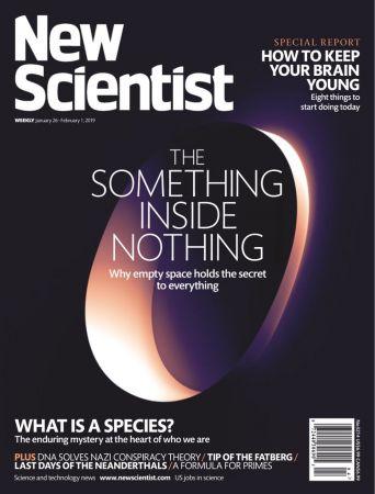 New Scientist – January 26, 2019
