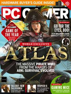 PC Gamer USA – February 2019