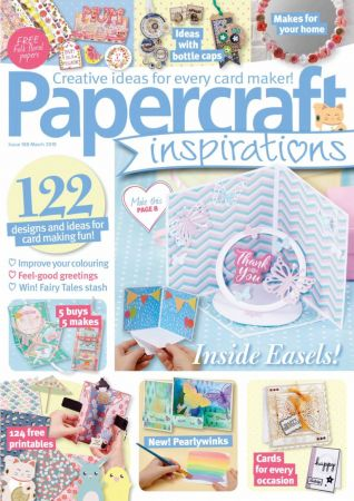 PaperCraft Inspirations – March 2019