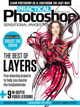 Practical Photoshop – February 2019