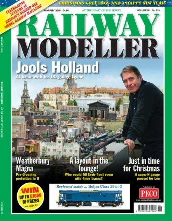 Railway Modeller – January 2019