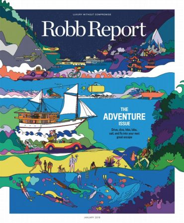 Robb Report USA – January 2019