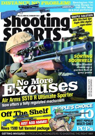 Shooting Sports UK – February 2019