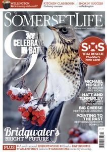 Somerset Life – February 2019