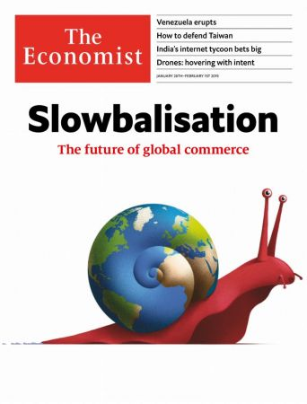 The Economist Continental Europe Edition – January 26, 2019