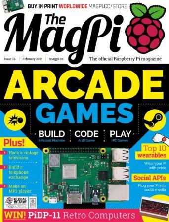 The MagPi – February 2019