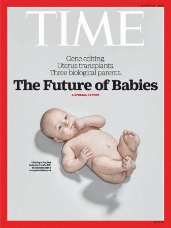 Time USA – January 14, 2019