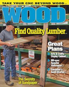 WOOD Magazine – March 2019