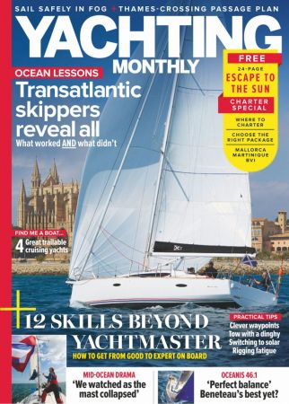 Yachting Monthly – March 2019