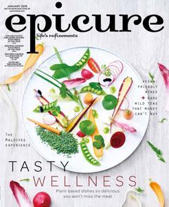 epicure Singapore – January 2019