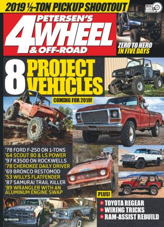 4 Wheel & Off Road – May 2019