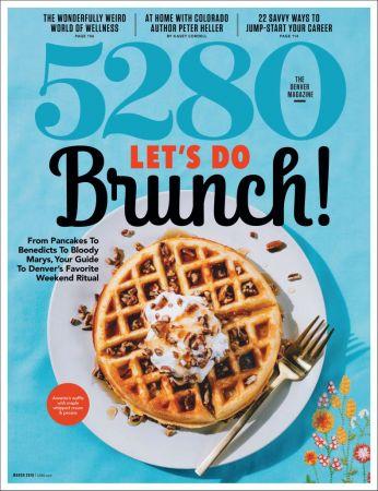 5280 Magazine – March 2019