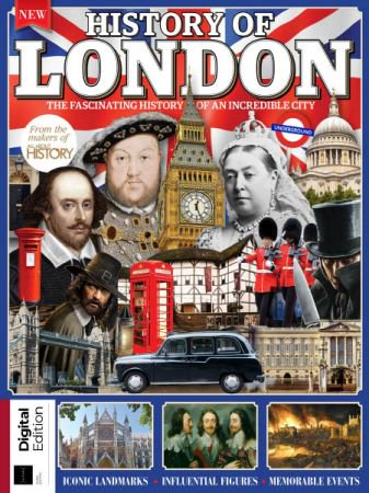 All About History - History of London Third Edition
