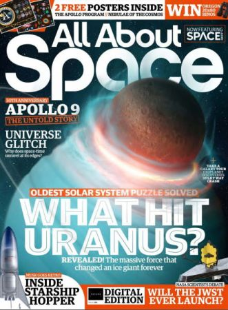 All About Space – Issue 88, 2019