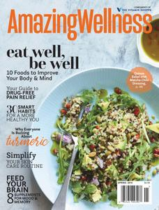 Amazing Wellness – March 2019