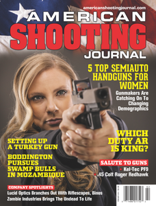 American Shooting Journal - February 2019