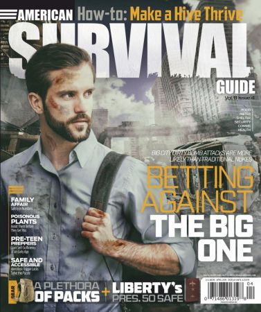 American Survival Guide – April 2019