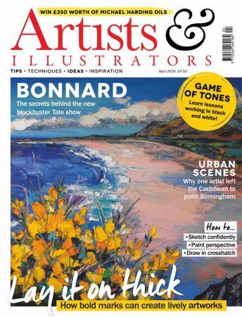 Artists & Illustrators – April 2019