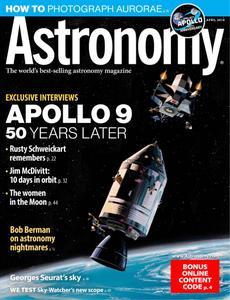 Astronomy – April 2019