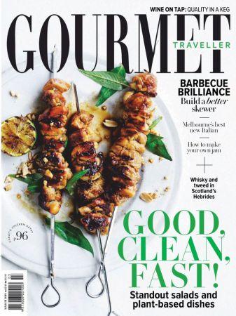 Australian Gourmet Traveller – March 2019