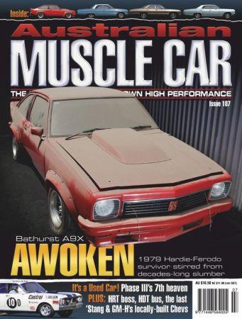 Australian Muscle Car – Issue 107, 2019