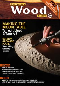 Australian Wood Review – March 2019