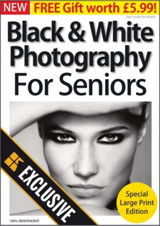 Black and White Photography For Seniors 2019