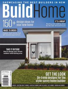 download BuildHome magazine December 2018 issue