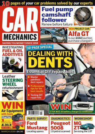 Car Mechanics – March 2019