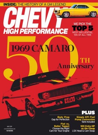 Chevy High Performance – May 2019