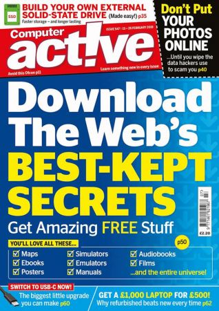 Computeractive – Issue 547 (13-26 February) 2019