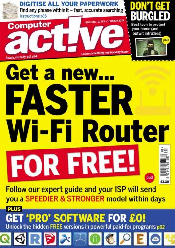 Computeractive – Issue 548 (27 February – 12 March) 2019