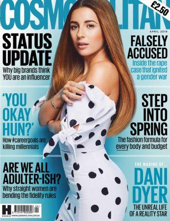 Cosmopolitan UK – April 2019