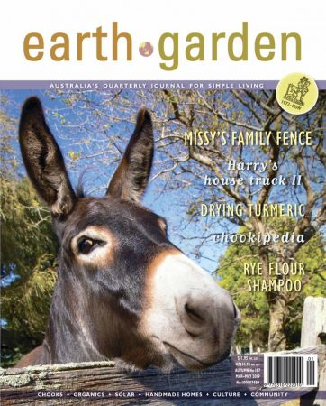 Earth Garden – March/May 2019