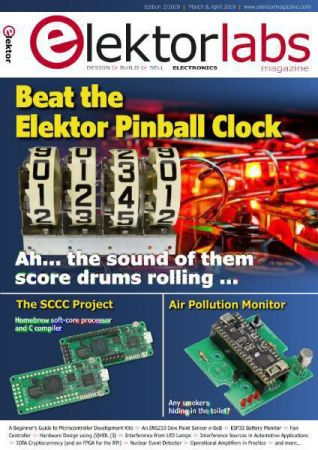 Elektor Electronics – March-April 2019