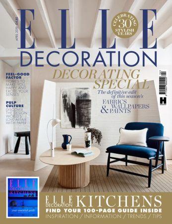 Elle Decoration UK – April 2019