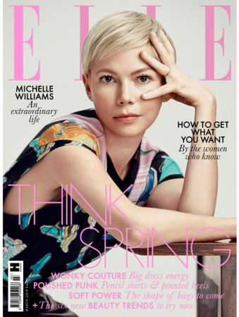 Elle UK – March 2019