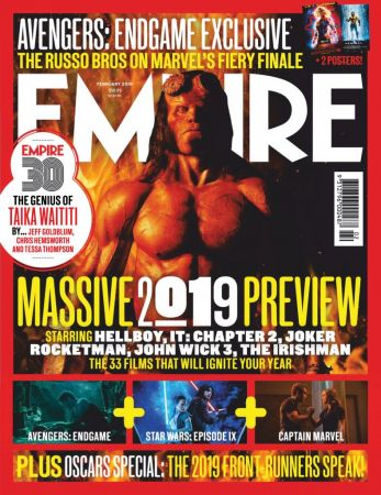 Empire Australasia – February 2019