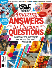 Futures Series How It Works Book of Amazing Answers to Curious Questions 13th Edition, 2019