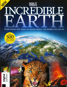 Future's Series: How It Works: Book of Incredible Earth 9th Edition, 2019