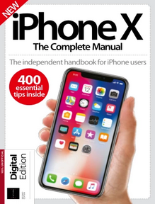 Future's Series: iPhone X The Complete Manual 2nd Edition, 2019