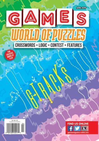 Games World of Puzzles – April 2019