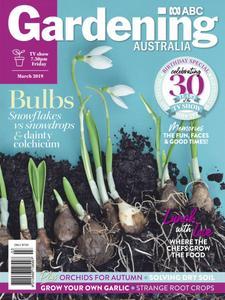 Gardening Australia – March 2019