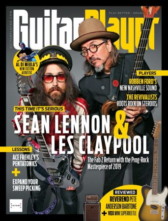 Guitar Player – March 2019