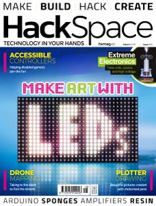 HackSpace – March 2019