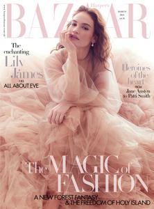 Harper's Bazaar UK – March 2019