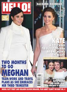 Hello! Magazine UK – 04 March 2019